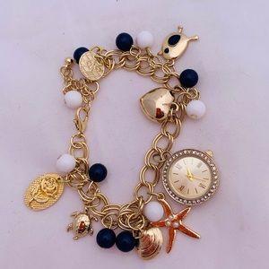 Nautical Charm Watch